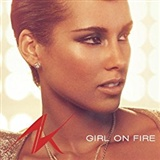 Alicia Key: Girl on fire
