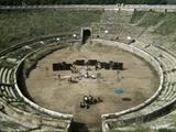 Pink Floyd: Live at Pompeii, Volcano Ampitheatre, October 1971
