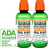 TheraBreath Fresh Breath o*al Rinse Mild Mint