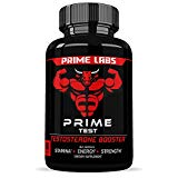 Prime Labs Mens Testosterone Booster Caplets