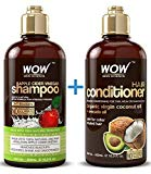 WOW Apple Cider Vinegar Shampoo Conditioner