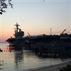 USS George H W Bush CVN 77