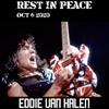 R I P Eddie Van Halen Puzzle