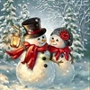 Christmas Lovers Puzzle