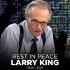 R I P Larry King Puzzle