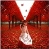 lady on red Puzzle