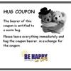 Hug Coupon Puzzle