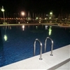Swimming pool by night......