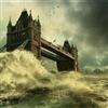 London Bridge flood