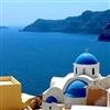 Beautiful Santorini Puzzle