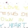 JESUS LOVE Puzzle