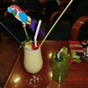 Pina Colada and Mojito Cocktails