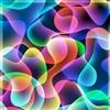 Coloured swirlie