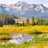 Scenic Sawtooth Mtns.
