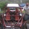 1967 Volt Wagon rail buggy .