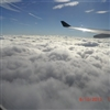 Flying Above The Clouds....