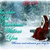 Sad Christmas without you....