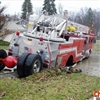 Low-rider fire truck.....