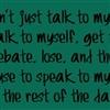 Talk Puzzle