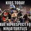 TMNT RESPECT !!