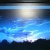 sunset in Enterprise
