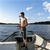 Fisching in North Sweden