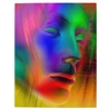 Psychedelic Face Puzzle