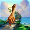 Stairway hand foot Puzzle