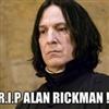 R.I.P Alan Rickman !!