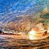 Ocean Wave Sunset Puzzle