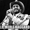 R I P Merle Haggard Puzzle
