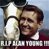 R I P Alan Young Puzzle