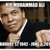 R.I.P Muhammad Ali !!