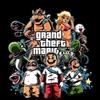 Grand Theft Mario Puzzle