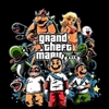 Grand Theft Mario !!!