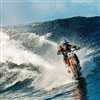 Motorcycle surfing Puzzle