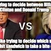 Hillary VS Trump Puzzle