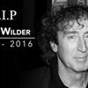 R I P Gene Wilder Puzzle