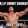 R I P Super Fly Jimmy Snuka Puzzle