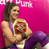 WWE Womans Champion Bayley Puzzle