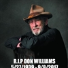 R I P Don Williams Puzzle
