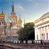 Church Of Savior On spilled Blood Russia Puzzle