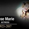 R.I.P Rose Marie
