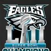 Eagles Super Bowl 52 Champs 2018