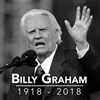 R I P BILLY GRAHAM Puzzle