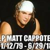 R I P Matt Cappotelli Puzzle