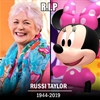 R I P Russi Taylor Puzzle