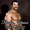 R I P Rocky Johnson Puzzle