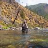 Fly Fishing Blackfoot River Montana Puzzle