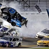 Nascar Daytona Car Crash Puzzle
